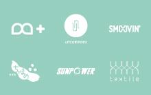 ブランド•商品ロゴ事例